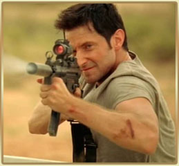 Chris Ryan S Strike Back 2010 John Porter Richard Armitage Central